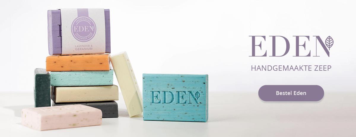 Nieuw: Ambachtelijke Eden handzepen