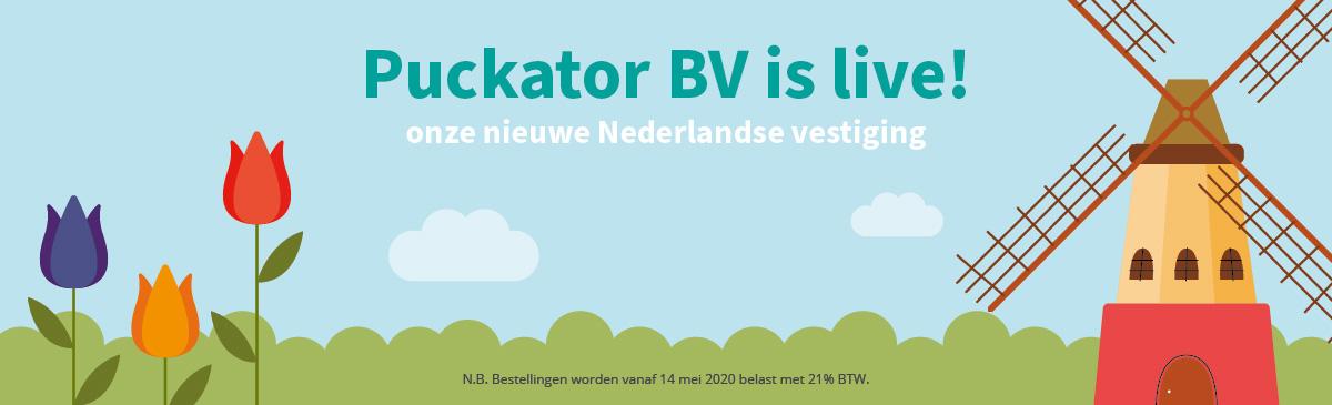 Puckator BV