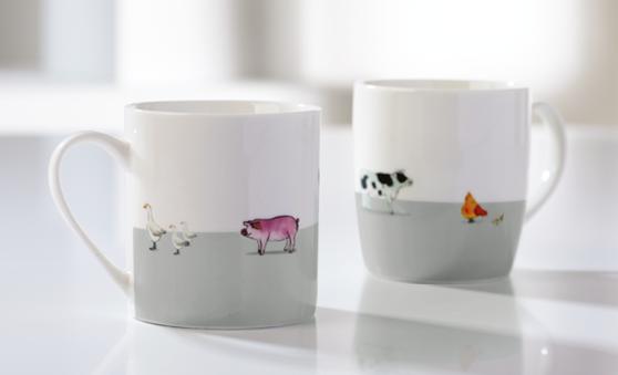 Mokken & Koffiekopjes | Puckator NL